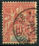 Sénégal (1887) N 22 (o) - Senegal (1887-1944)