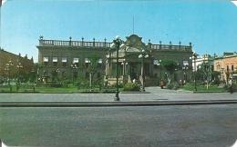 Plaza Principal - Main Square  San Luis Potosi     Mexico.  S-17 - México