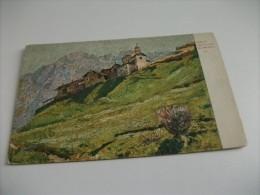 Illustratore G. Amisani Case Di Valtellina - Altre Illustrazioni