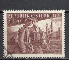 Österreich 1955 Mi 1019 Heimkehrer ANK 1028 - 1945-.... 2nd Republic