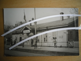 DUKSCHTY _ Station  FOTO - Lituanie