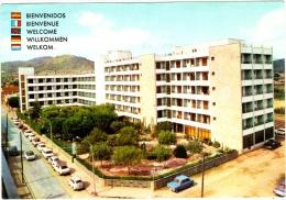 Hotel Montemar C/. Punteiras, 20 - Pineda De Mar, Barcelona - & Old Cars, Hotel - Espagne
