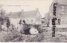 FRASNES LEZ BUISSENAL - Le Vieux Pont - Frasnes-lez-Anvaing
