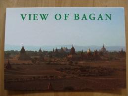CPM - View Of Bagan - Myanmar (Burma)