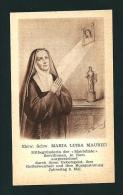 MARIA LUISA MAURIZI - Mm. 68X114 - E - PR (IN TEDESCO) - Religione & Esoterismo