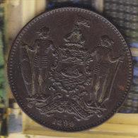@Y@    Brits North Borneo  1 Cent  One Cent  1890   ( 2366 ) - Malaysie