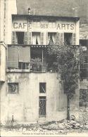 01 - TENAY - Ain - Terrasse Du Grand Café Des Arts - Autres Communes