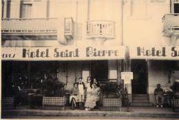 Les Sables D'olonne ? Hotel Saint Pierre - Carte Photo - Sables D'Olonne