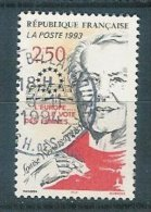 France Oblitéré Yvert N° 2809 Joli Cachet Rond - France