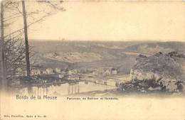 Bords De La Meuse - Panorama De Samson Et Namêche, Nels Série 9, N° 30, Pub. Sel Cérébos - Namur