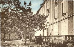 07/CPA - St Georges Les Bains - Terrasse Du Chateau - France