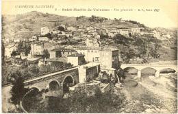 07/CPA - Saint Martin De Valamas - Vue Générale - Saint Martin De Valamas