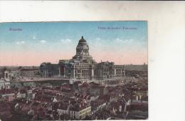 Bruxelles  Palais De Justice Panorama - Monumenten, Gebouwen