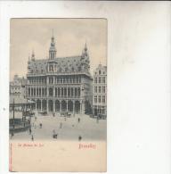 Bruxelles La Maison Du Roi - Monumenten, Gebouwen