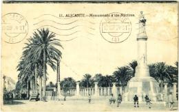 Alicante - Monumento A Los Martires - Alicante