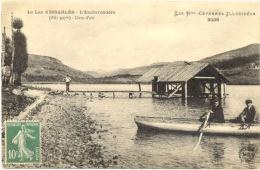 07/CPA A - Le Lac D'Issarlès - L'Embarcadère - France