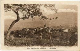 07/CPA - Empurany - Vue Générale - France