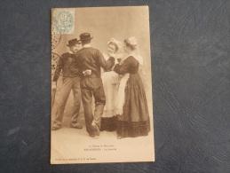 La Danse En Bretagne - Rosporden - La Gavotte - Précurseur - Coll. GID 664 - Circulée 1904 - L141 - Sonstige Gemeinden