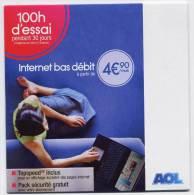 Kit De Connexion Internet - AOL - Kits De Connexion Internet