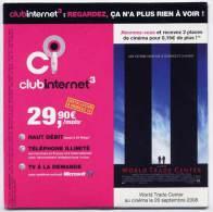 Kit De Connexion Internet - Club Internet3 World Trade Center - Kits De Connexion Internet