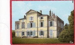 CPSM 71 MAZILLE Chateau De Charly -Maison Familiale Centre Rural  * Format CPM - France