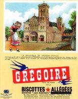 - BUVARD Biscottes GREGOIRE - 395 - Biscottes