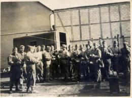 Manoeuvres De HAN 17.24 Octobre 1921-Militaires-PHOTO - Photos