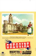 - BUVARD Biscottes GREGOIRE - 397 - Biscottes