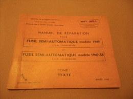 Manuel De Réparation FSA 49/56 - Catalogues