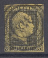 Preussen Minr.4 Gestempelt Nr.-St. 373 Wuppertal-Elberfeld - Preussen