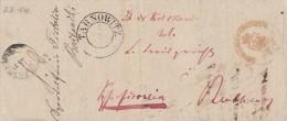 Brief Tarnowitz  7.7.1849 Ansehen !!!!!!!!!!!!!!!! - Allemagne
