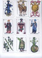 BARAJA ESPAÑOLA DEL REINO DE LOS SUEVOS - Cartes à Jouer Classiques