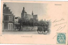 Carte Postale Ancienne De LIMOURS - Limours