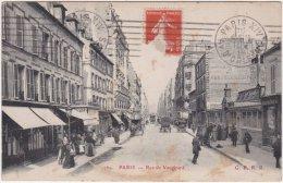 Paris - Rue De Vaugirard - Arrondissement: 06