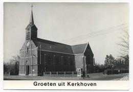 Groeten Uit Kerkhoven    ( Groot Formaat ) - Belgium