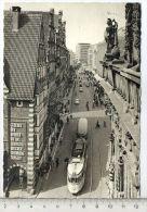 Bremen – Obernstraß4, Um 1960, Verlag: ----, Postkarte Mit Frankatur, Mit Stempel,  Bremen, 24.05.63 Erhaltung: I-II  Ka - Bremen