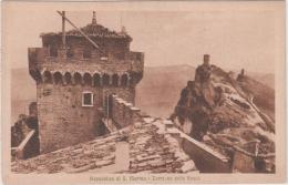 AK - Repubblica SAN MARINO - Torrione Della Rocca - San Marino