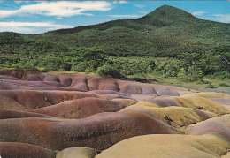 ILE MAURICE,MAURITIUS,archipel Des Mascareignes,océan Indien,ile Volcanique,CHAMAREL,terre Rouge,lave - Cartes Postales