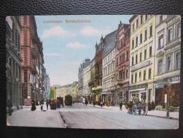 AK SAARBRÜCKEN Strasse 1910 //  D*9417 - Saarbrücken