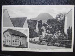 AK MÜHLHAUSEN EHINGEN ENGEN Gasthaus 1940 //  D*9418 - Allemagne
