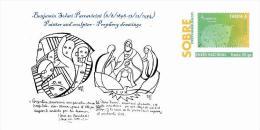 Spain 2013 - The Prophecies Of Benjamin Solari Parravicini Special Cover - Astrología