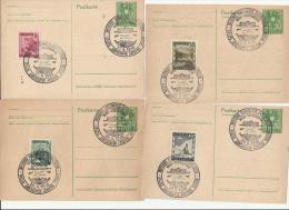 =AT GS*4  SST 1946 - Poststempel - Freistempel