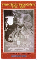*ITALIA: VIACARD - MANIFESTI PETROLIFERI (€. 50)* - Usata - Non Classificati
