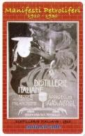 *ITALIA: VIACARD - MANIFESTI PETROLIFERI (€. 75)* - Usata - Altre Collezioni