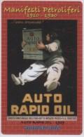 *ITALIA: VIACARD - MANIFESTI PETROLIFERI (€. 25)* - Usata - Non Classificati