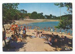 CPM - REAUP (47) Environs De MEZIN - Le Lac De Bétous - Baignade - Camping - Unclassified