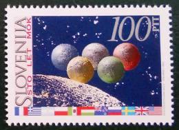 CENTENAIRE DU C.I.O 1994 - NEUF ** - YT 80 - MI 86 - Slovenië
