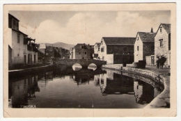 Old Postcard - Vrboska    (12548) - Croazia