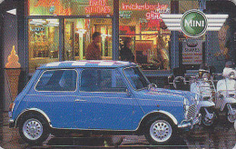 Télécarte Japon  - Voiture AUSTIN Mini Cooper - Car Japan Phonecard - Auto Telefonkarte - 1030 - Automobili