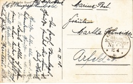 Germany  MARINE  SCHIFFSPOST  # 139   1918 - Germany